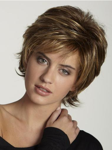 Soft Synthetic Short Wigs