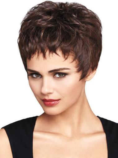 Convenient Short Lace Front Wigs