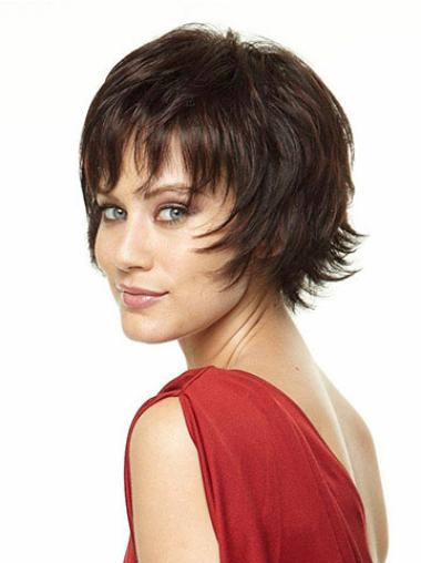 Short Layered Wigs