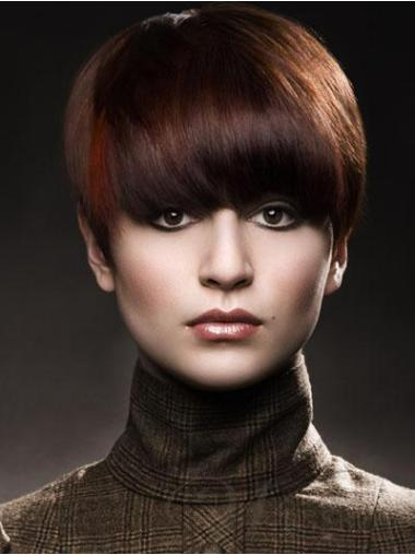 Gorgeous Remy Human Hair Short Wigs