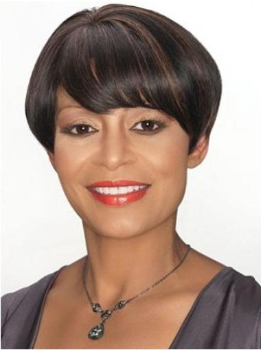 Great Remy Human Hair Short Wigs