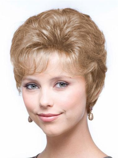 Short Wigs for Women Over 50