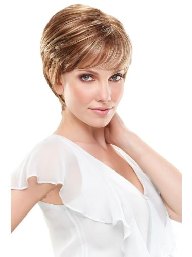 Comfortable Synthetic Short Wigs