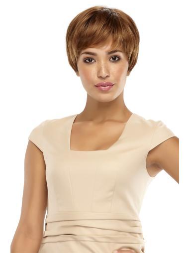 Convenient Synthetic Short Wigs