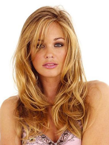 Trendy Long Lace Front Wigs