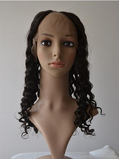 Style Long emy Human Hair Lace Front Wigs