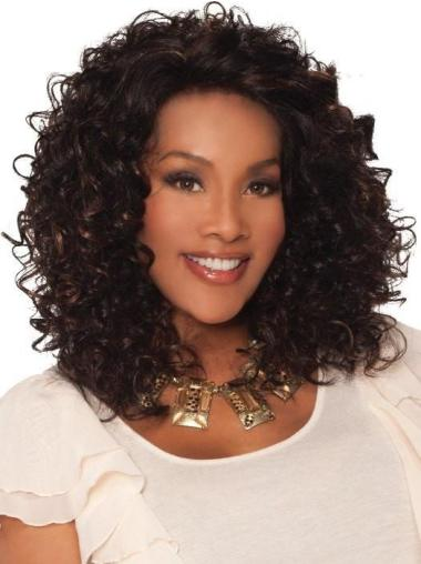 Lace Front Brown Classic African Wigs Online