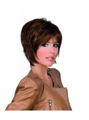 Durable Lace Front Synthetic Wigs