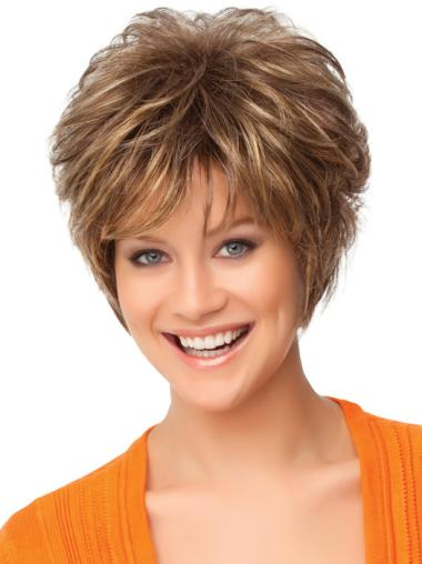 New Short Synthetic Wigs