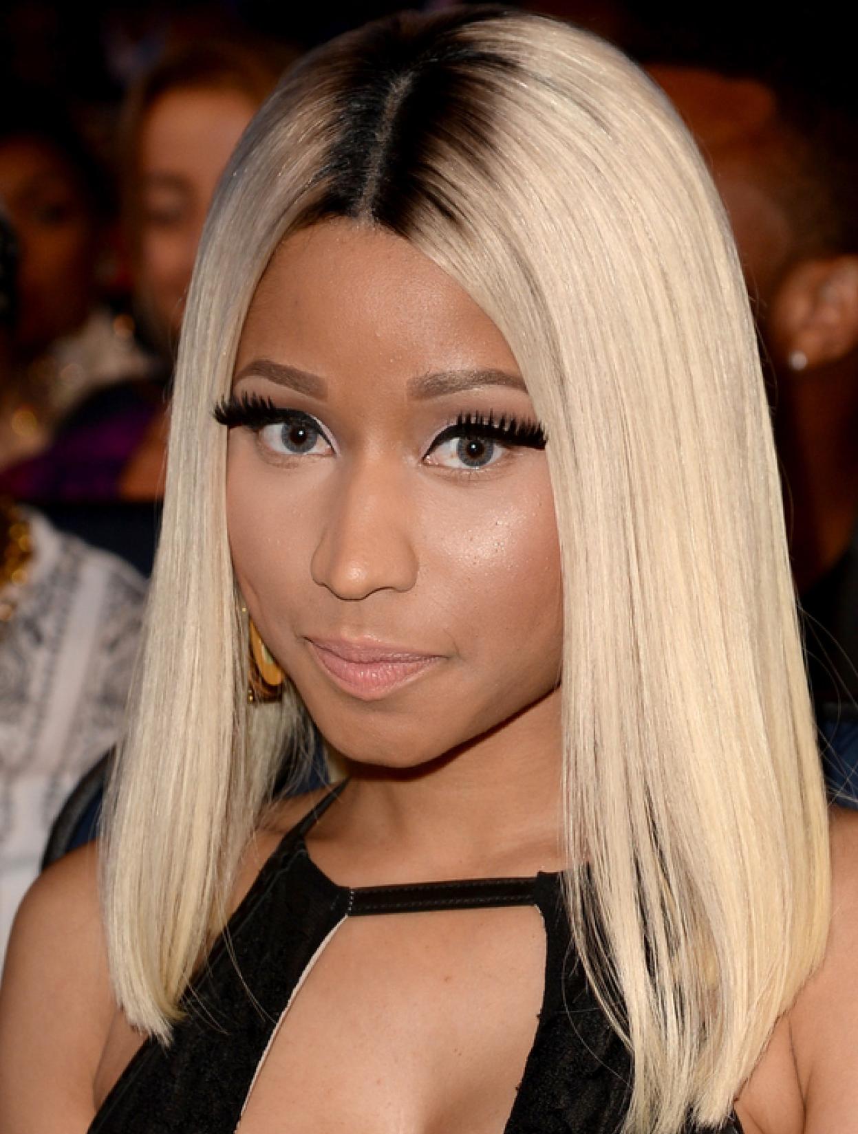 Nicki blond