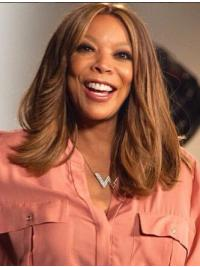 Long Lace Front Auburn Without Bangs Wendy Williams Wigs